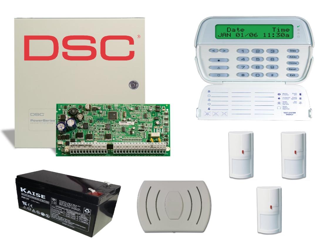 Segursat seguridad sistemas de seguridad alarmas video - Sistemas de alarma ...